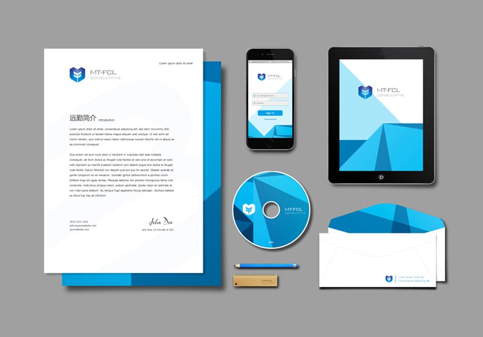 品牌vi设计要考虑产品本身的形状或色彩规划