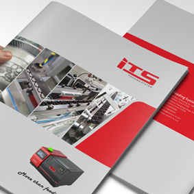 爱特思工业传输系统企业产品画册设计