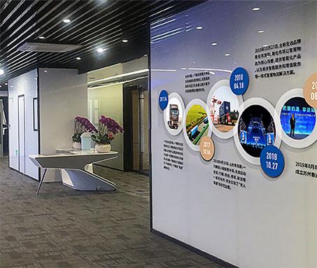 南通文化墙设计文化理念带来实际应用意义