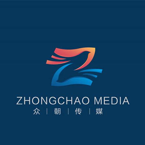 众朝传媒品牌设计 商标设计 logo设计